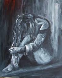 depresión, triste