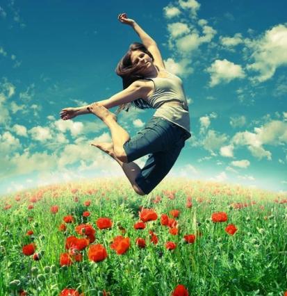 felicidad bienestar