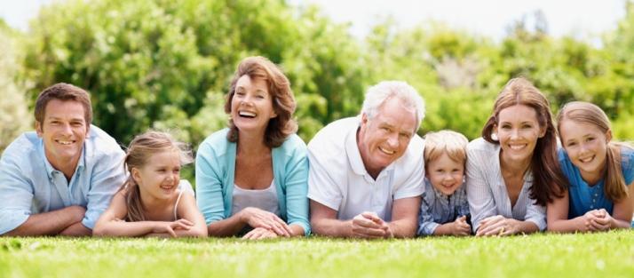 construye una familia feliz
